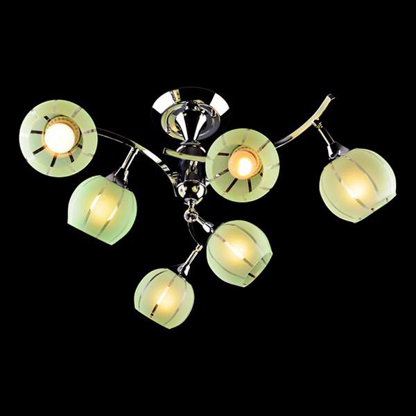 Люстры для кухни зеленого цвета фото